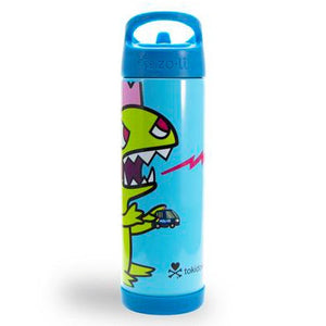 Zoli x Tokidoki TOKIPIP Insulated Beverage Container, Blue