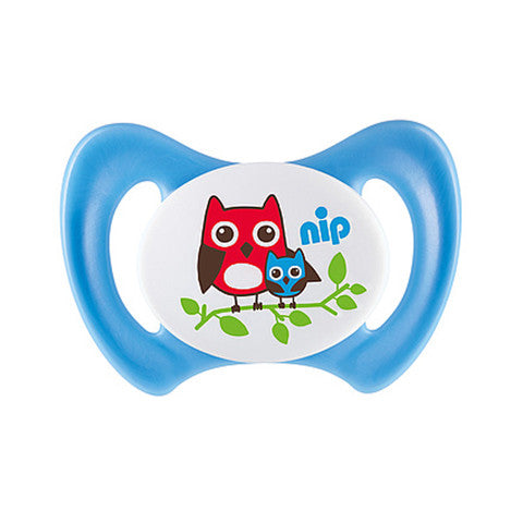NIP Miss Denti Soother, Size 1 (4 designs)