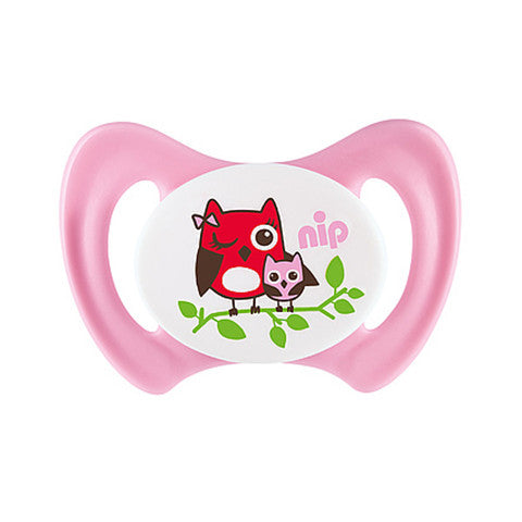 NIP Miss Denti Soother, Size 3 (4 designs)