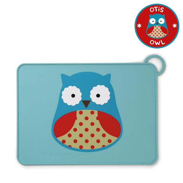 Skip Hop Zoo Fold & Go Placemat (5 Designs)