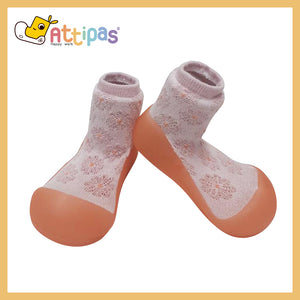 attipas Toddler Shoes - Blossom Series (Pink)