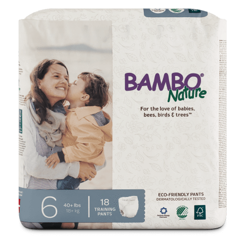 [PRE-ORDER] Bambo Nature Training Pants XXL (18+kg) [1 pack, 18pcs/pack] EST. SHIPPING DATE 31/03/2019