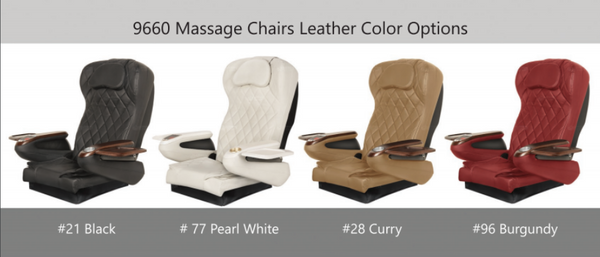 Gulfstream 9660 Massage Chairs - www.ChairsThatGive.com