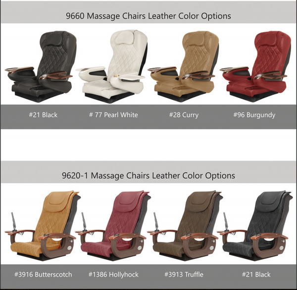 Gulfstream Massage Chair Options