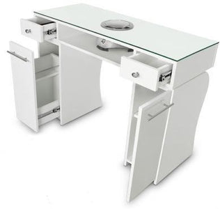 Gulfstream Gulfstream La Rose Single Nail Table Manicure Nail Table - ChairsThatGive