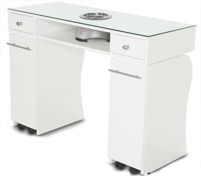 Image of Gulfstream Gulfstream La Rose Single Nail Table Manicure Nail Table - ChairsThatGive