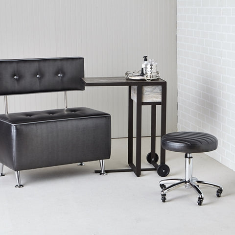 Image of Belava Belava One and Half Seater Salon Chair Pedicure & Spa Chairs - ChairsThatGive