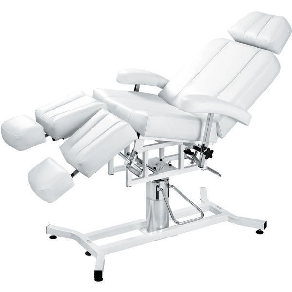 Equipro Maxi Comfort Pedicure - Hydraulic Pedi & Facial Treatment Bed