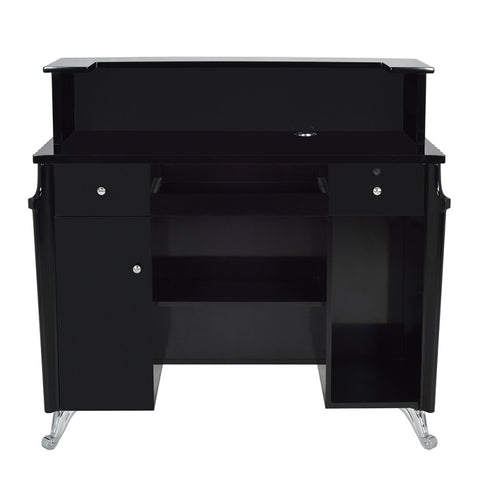 Image of Dream In Reality DIR Georgian Reception Desk with LED Lighting Reception Desk - ChairsThatGive