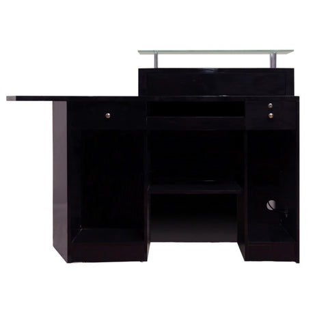 Dream In Reality DIR Gattino Reception Desk with LED Lighting Reception Desk - ChairsThatGive