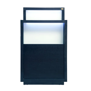 Dream In Reality DIR Orsacchiotto Reception Desk with LED Lighting Reception Desk - ChairsThatGive