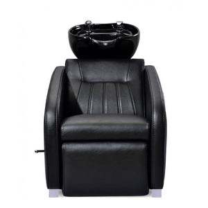 Dream In Reality DIR Anode Shampoo Backwash Unit with Adjustable Leg Rest Shampoo & Backwash Unit - ChairsThatGive