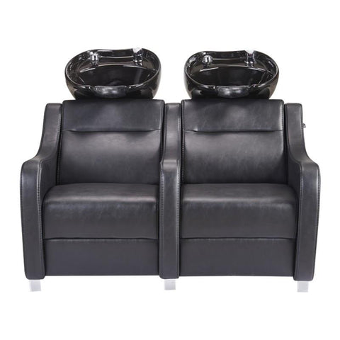 Dream In Reality DIR Majestic Shampoo Backwash Unit with Double Seats Shampoo & Backwash Unit - ChairsThatGive