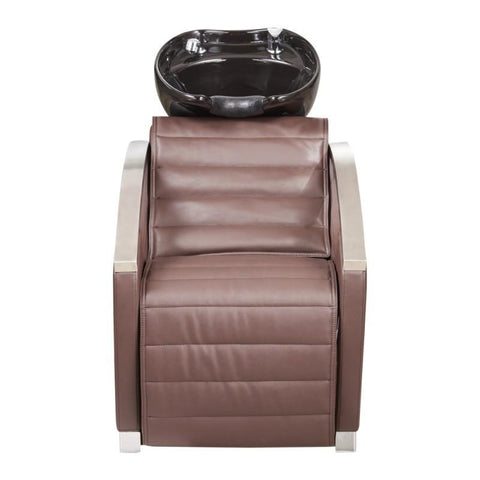 Image of Dream In Reality DIR Bella II Shampoo Backwash Unit Massage with Electrical Leg Rest Shampoo & Backwash Unit - ChairsThatGive