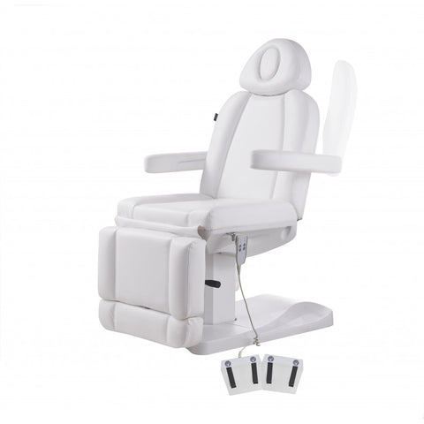 Dream In Reality DIR Ink Facial Beauty Bed & Chair - Electrical Hand & Foot Remote Facial Chairs - ChairsThatGive