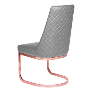 Whale Spa Whale Spa Diamond - Rosegold Acetone Safe Customer Chair Customer Chair - ChairsThatGive