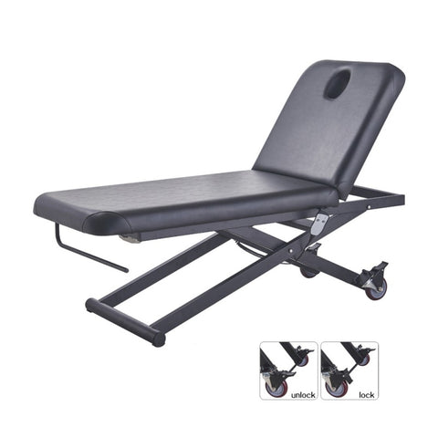 Dream In Reality DIR Eyelash and Brow Facial Beauty Bed - Electrical Hand Remote Facial Chairs - ChairsThatGive