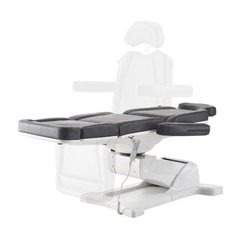 Image of Dream In Reality DIR Pavo - Full Electrical with 4 Motors Black Facial Beauty Bed & Chair Facial Chairs - ChairsThatGive