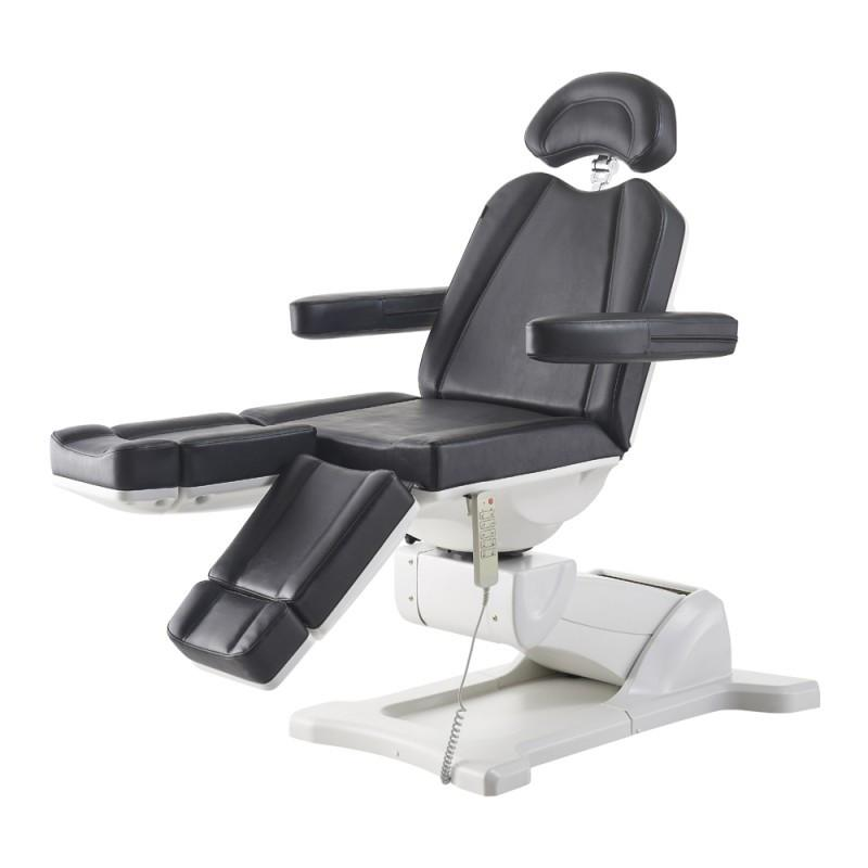 Dream In Reality DIR Libra - Black Full Electrical with 5 Motors Facial Beauty Bed & Chair Facial Chairs - ChairsThatGive