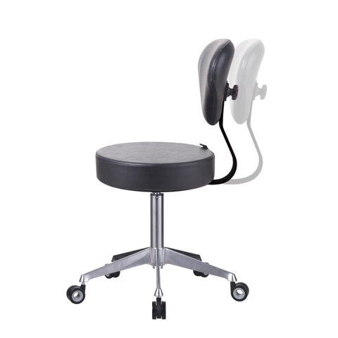 Dream In Reality DIR Salon Stool - Medical Stool Salon Stools - ChairsThatGive