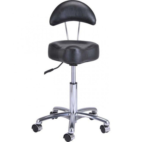 Dream In Reality DIR Medusa Salon Stool Salon Stools - ChairsThatGive