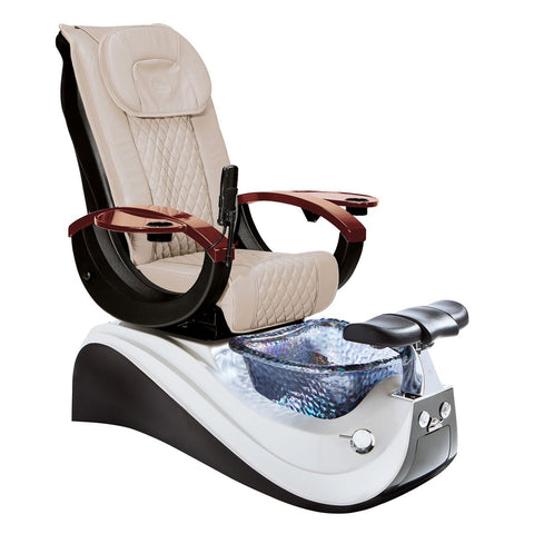 Image of Whale Spa Whale Spa Victoria II - Pedicure Chair with Free Pedicure Stool Pedicure Chair - ChairsThatGive