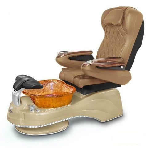 Image of Gulfstream Gulfstream Camellia 1 Spa & Pedicure Chair Pedicure & Spa Chairs - ChairsThatGive