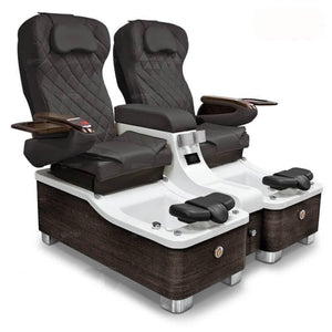 Gulfstream Gulfstream Chi Spa 2 Double Pedicure Chair Pedicure & Spa Chairs - ChairsThatGive
