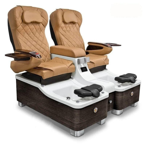 Image of Gulfstream Gulfstream Chi Spa 2 Double Pedicure Chair Pedicure & Spa Chairs - ChairsThatGive