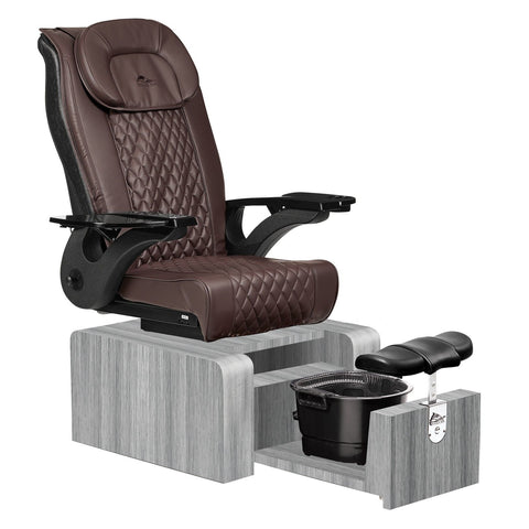 Whale Spa Whale Spa Pure - Portable No Plumbing Portable Spa & Pedicure Chair with Free Trolley & Tech Stool Pedicure Chair - ChairsThatGive