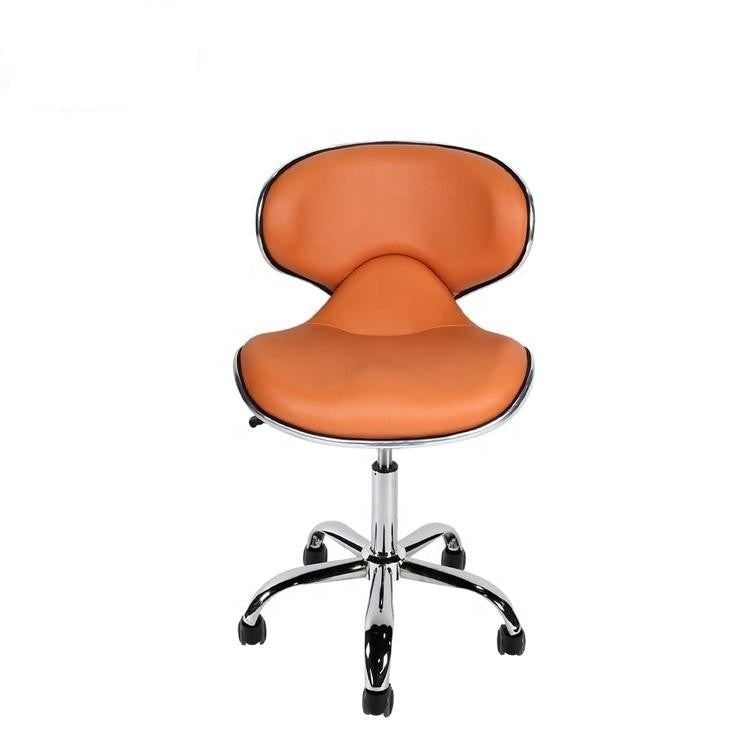 J&A J&A Euro Pedicure Manicure Technician Stool Pedicure & Spa Chairs - ChairsThatGive