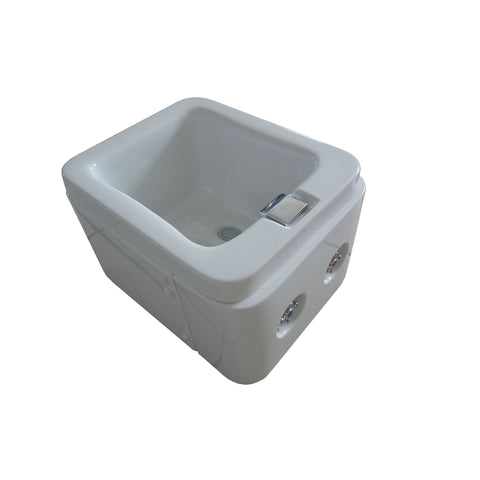 TouchAmerica Foot Tub