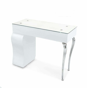 Gulfstream Gulfstream Camellia Single Nail Table Manicure Nail Table - ChairsThatGive