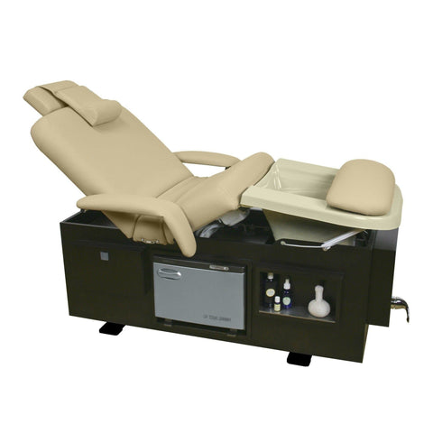 Image of Touch America Touch America Golden Touch Spa Pedicure & Treatment Table Massage & Treatment Table - ChairsThatGive