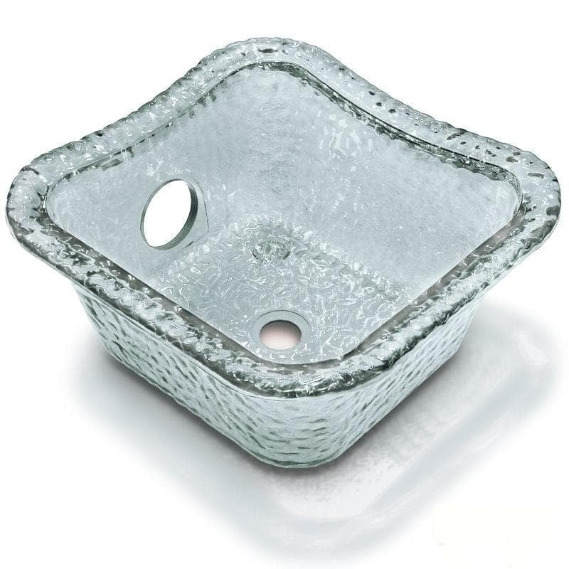 Gulfstream Gulfstream GS5015 Glass Bowl - Replacement or Stand-Alone Glass Pedicure Bowl - ChairsThatGive