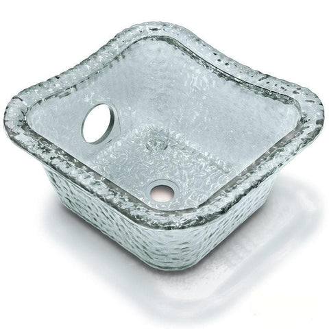 Gulfstream Gulfstream GS5015 Glass Bowl Color Option - Built Into Pedi Chair Glass Pedicure Bowl - ChairsThatGive