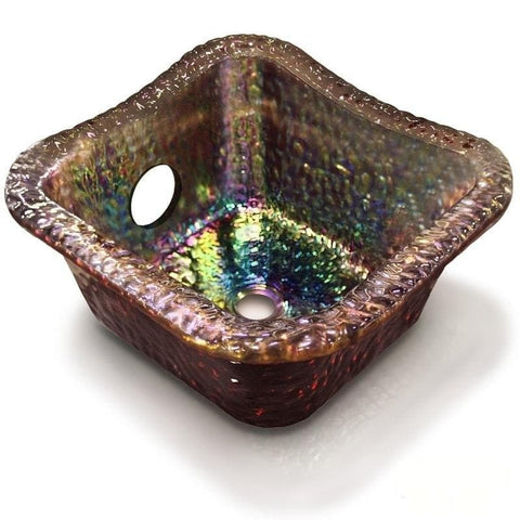 Image of Gulfstream Gulfstream GS5015 Glass Bowl Option Glass Pedicure Bowl - ChairsThatGive