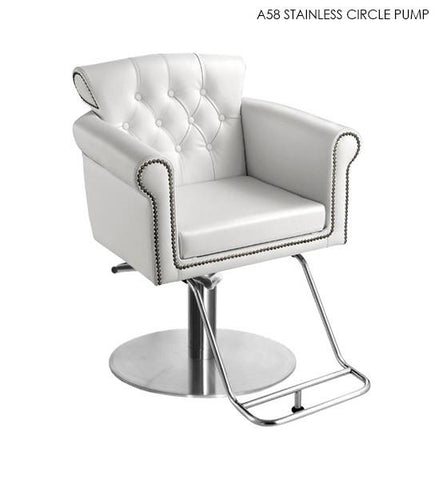 Image of Keller International Keller International Saloon Styling Chair Styling Chair - ChairsThatGive