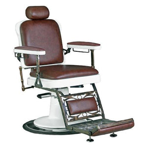 Keller International Keller International Vintage Barber Chair Barber Chairs - ChairsThatGive