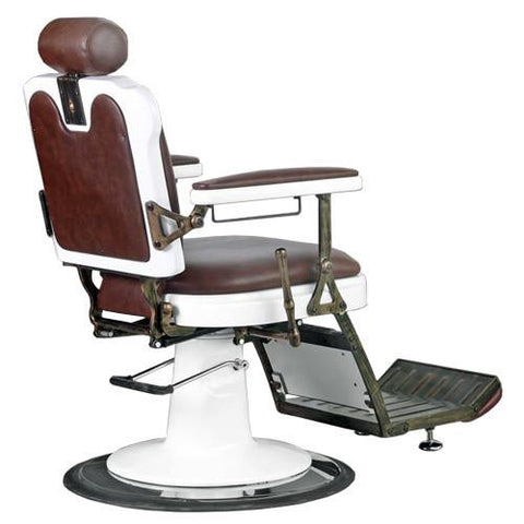 Image of Keller International Keller International Vintage Barber Chair Barber Chairs - ChairsThatGive