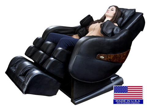 Image of Luraco Luraco Legend L-Track Massage Chair Massage Chair - ChairsThatGive