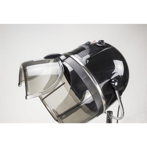 Image of Berkeley Berkeley Libra Hair Dryer with Wall Arm Hair Dryer Hood - ChairsThatGive