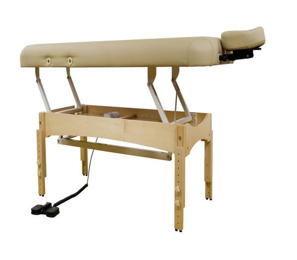 Touch America Olympus Flat Top ADA Compliant Spa Massage & Treatment Table