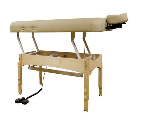 Image of Touch America Olympus Flat Top ADA Compliant Spa Massage & Treatment Table