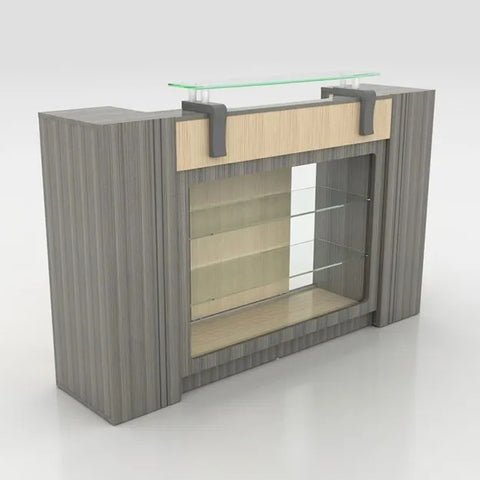 Image of Mayakoba Alera Reception Table with Display
