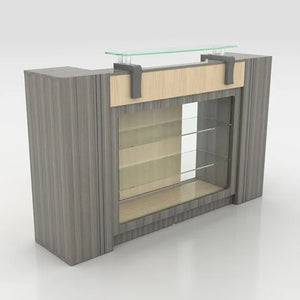 Mayakoba Alera Reception Table with Display