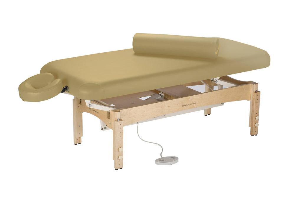 Touch America Touch America Olympus Flat Top Spa Massage & Treatment Table Massage & Treatment Table - ChairsThatGive