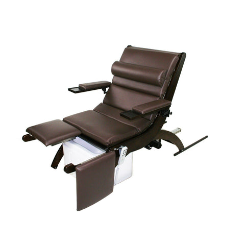 Image of Touch America Touch America Motorized Breath Pedi-Lounge Pedi-Lounger - ChairsThatGive