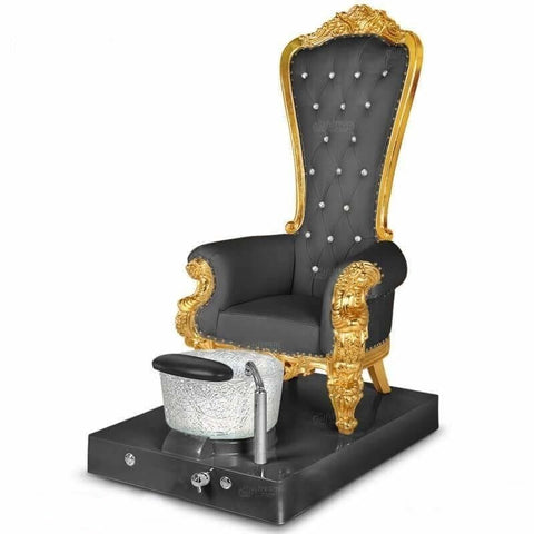 Gulfstream Gulfstream Queen Throne Chair - Spa Pedicure with Platform Pedicure & Spa Chairs - ChairsThatGive