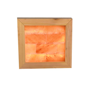 Touch America Touch America Himalayan LED Back-lit Salt Frame Halotherapy Halotherapy - ChairsThatGive